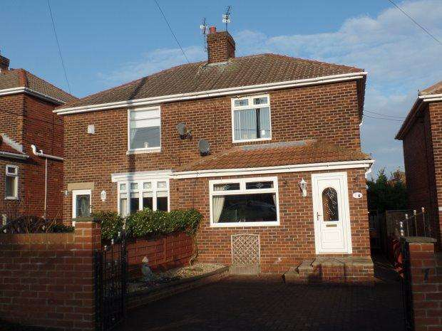 3 Bedrooms Semi Detached House for sale in HILLSIDE VILLAS, HORDEN, PETERLEE AREA VILLAGES