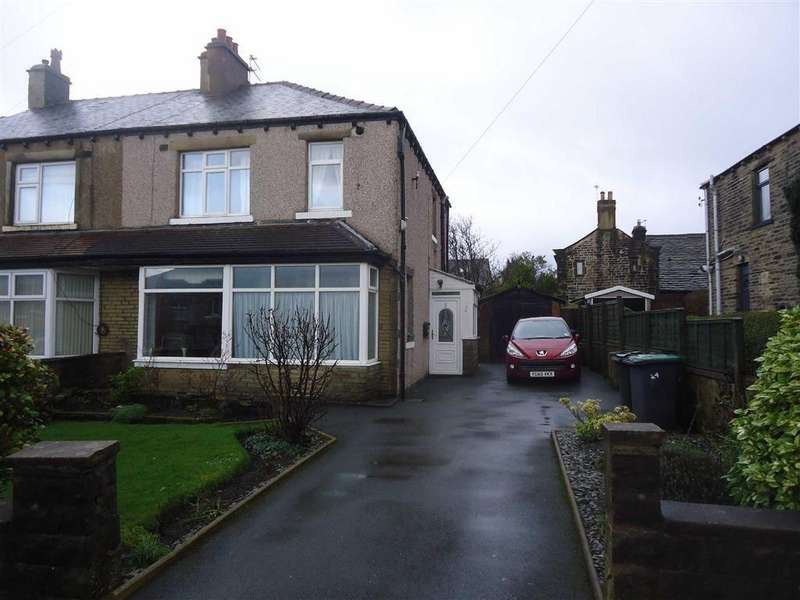 3 Bedrooms End Of Terrace House for sale in Briarwood Drive, Bradford, West Yorkshire, BD6