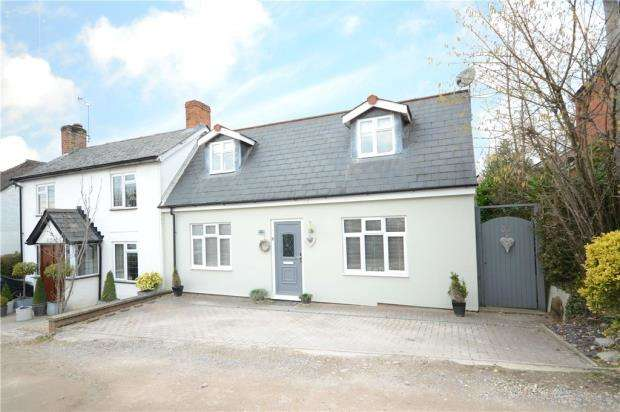 3 Bedrooms Semi Detached House for sale in New Road, Sandhurst, Berkshire