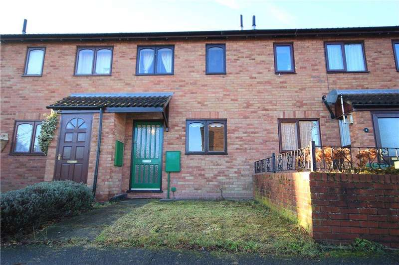 2 Bedrooms Terraced House for rent in Belmont Court, Hereford, HR2