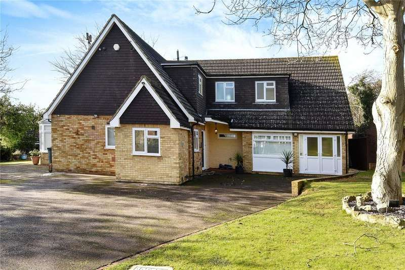 4 Bedrooms Detached House for rent in Farleigh Lane, Maidstone, Kent, ME16