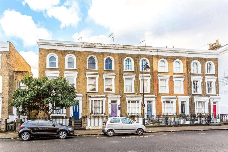 4 Bedrooms Terraced House for sale in Ockendon Road, London, N1