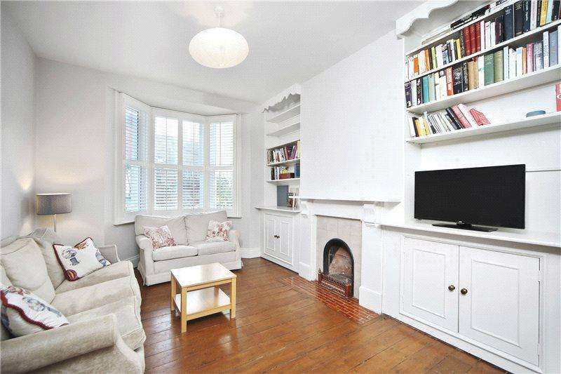 3 Bedrooms Terraced House for sale in Sterne Street, London, W12