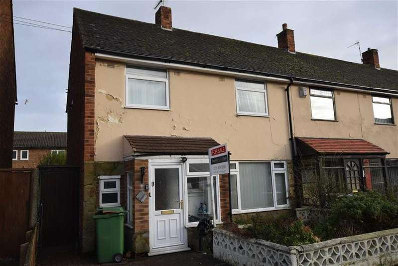 3 Bedrooms Terraced House for sale in Hudson Road, CH46