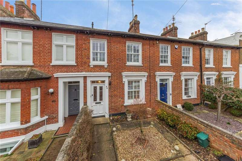 3 Bedrooms Terraced House for sale in Hill Street, St Albans, Hertfordshire
