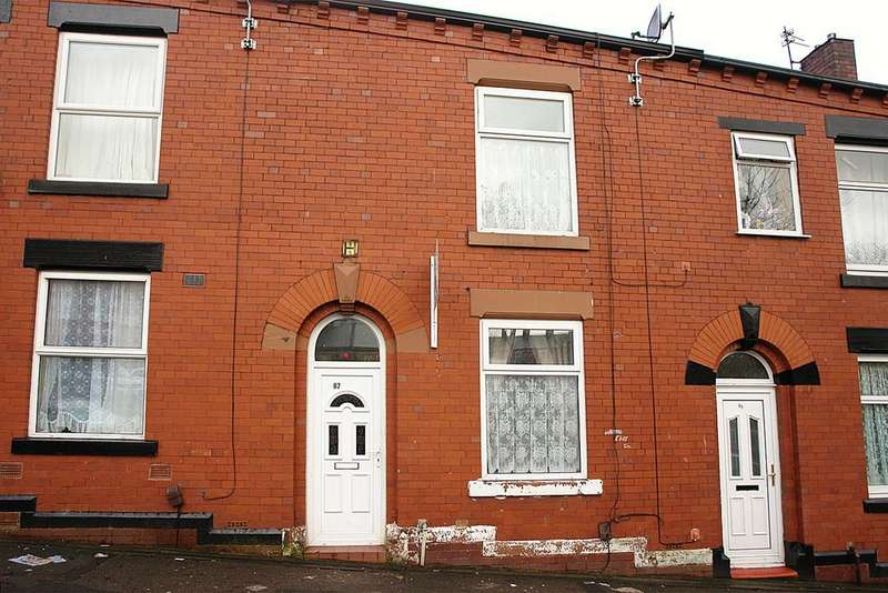 4 Bedrooms Terraced House for sale in Ward Street, Oldham