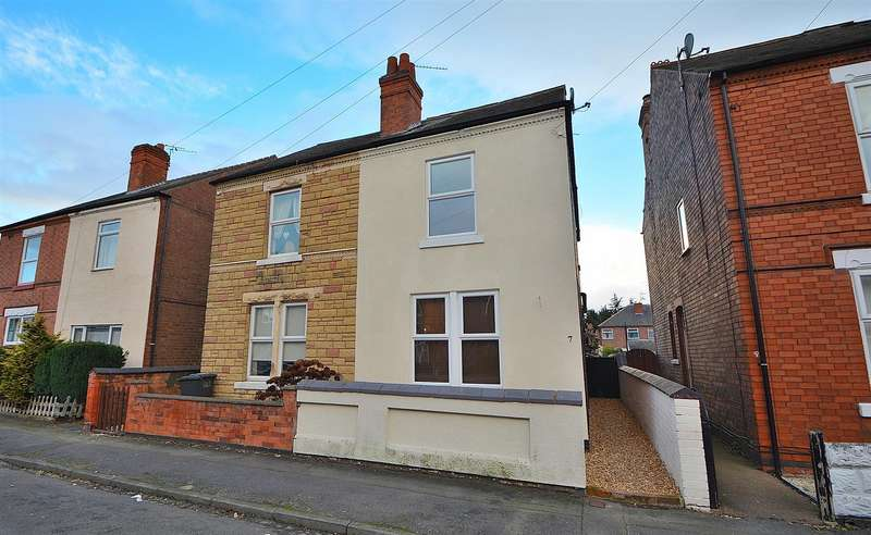 3 Bedrooms Semi Detached House for sale in Thorneywood Road, Long Eaton