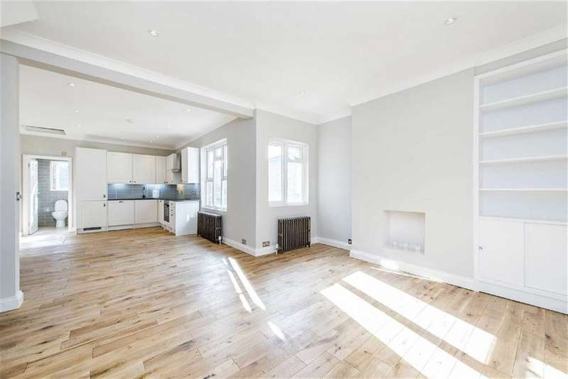 2 Bedrooms Flat for sale in Langthorne Street, Fulham, London