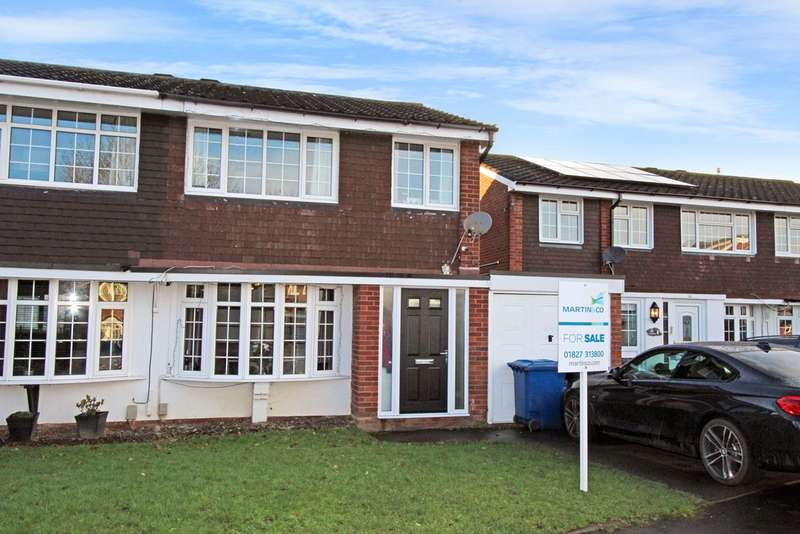 3 Bedrooms Semi Detached House for sale in Marlin, Dosthill B77