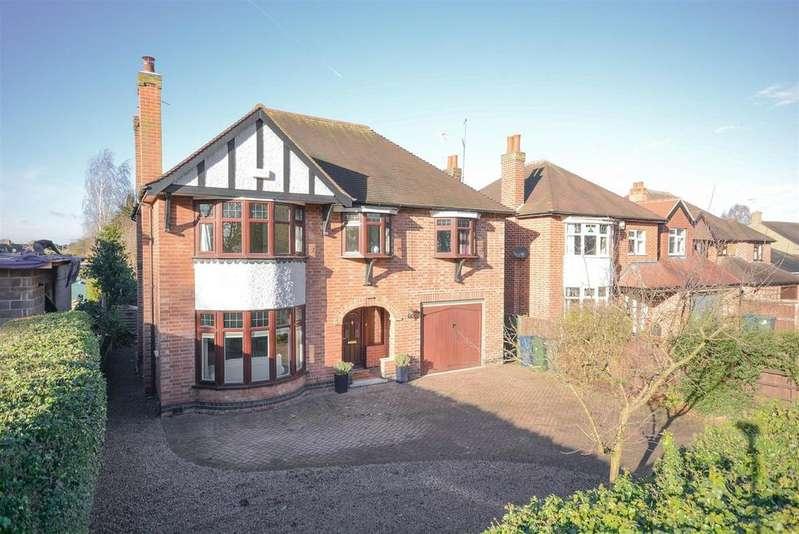 4 Bedrooms Detached House for sale in Loughborough Road, Ruddington, Nottingham
