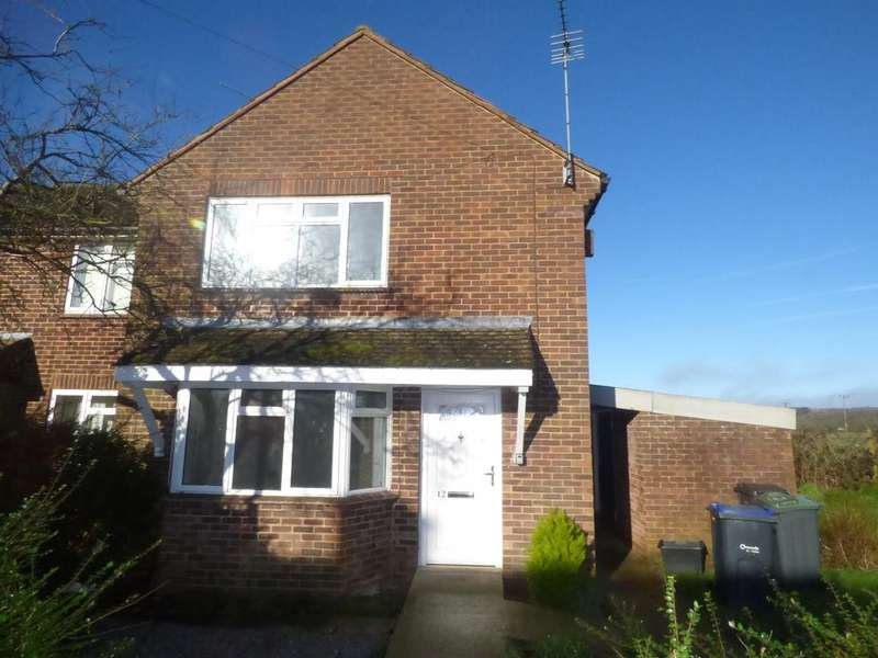 2 Bedrooms End Of Terrace House for sale in COLLIS TERRACE, LUDGERSHALL SP11