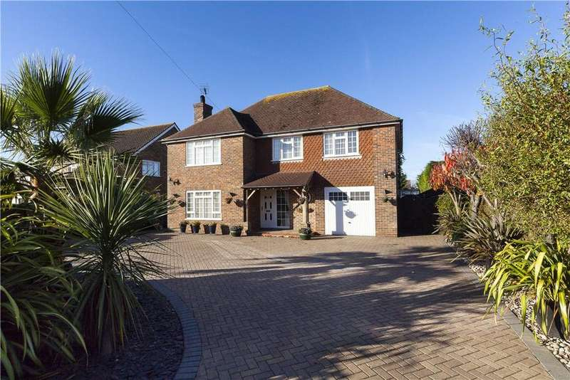 4 Bedrooms Detached House for sale in The Ridings, East Preston, BN16