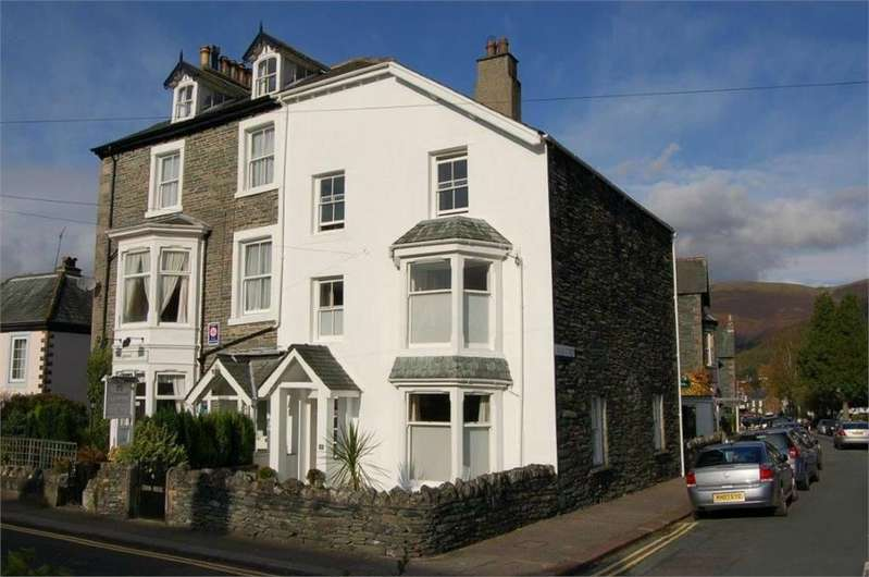 4 Bedrooms Semi Detached House for sale in 13 Ambleside Road, Keswick, Cumbria