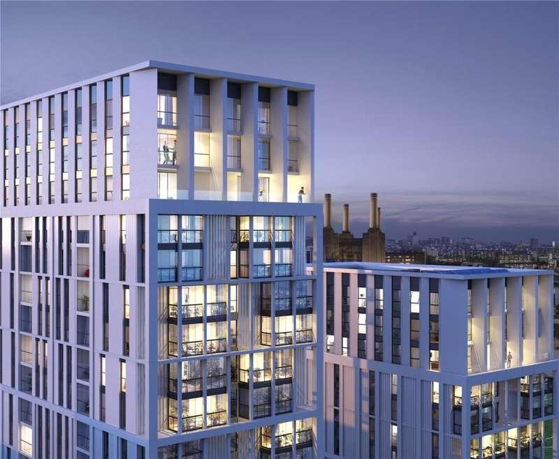 Flat for sale in Battersea Exchange, 177 Battersea Park Road, London, SW8
