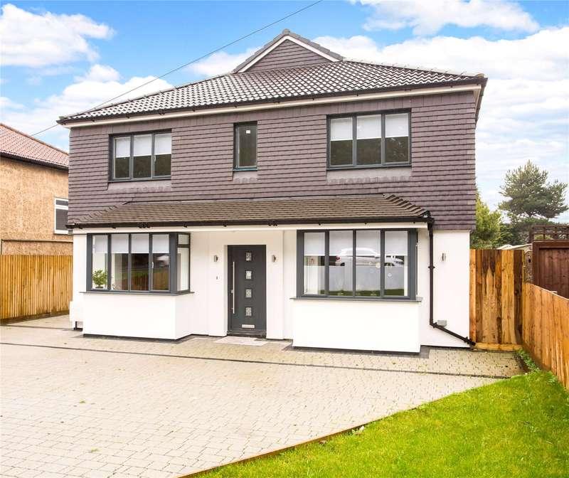 4 Bedrooms Detached House for sale in London Road, Wrotham, Sevenoaks, TN15