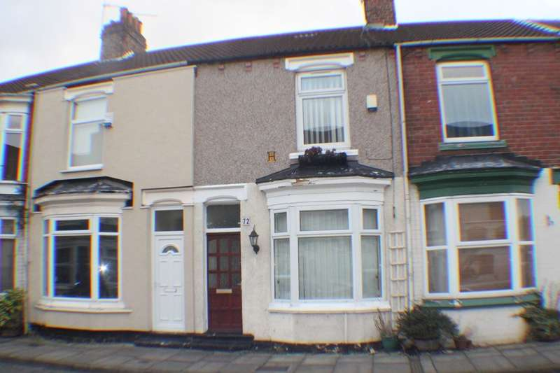 3 Bedrooms Terraced House for rent in Kildare Street, Middlesbrough, TS1