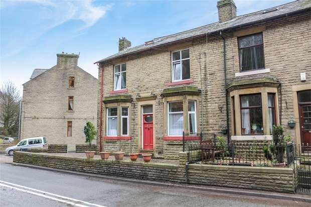 4 Bedrooms End Of Terrace House for sale in Burnley Road, Todmorden, West Yorkshire