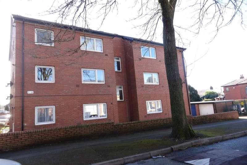 2 Bedrooms Flat for sale in Queens Road, Fulwood, Preston, PR2
