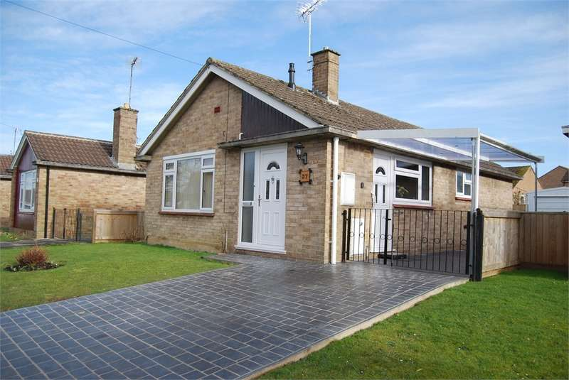 2 Bedrooms Detached Bungalow for sale in Melbourne Drive, Stonehouse