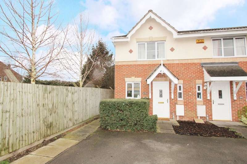 2 Bedrooms Property for sale in Topliff Road, Chilwell,Beeston, Nottingham, NG9