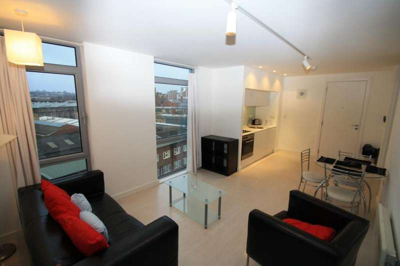 1 Bedroom Apartment Flat for sale in MANOR MILLS, INGRAM STREET, LEEDS, LS11 9BR