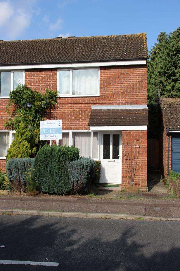 2 Bedrooms Town House for rent in Wakehurst Close NR4