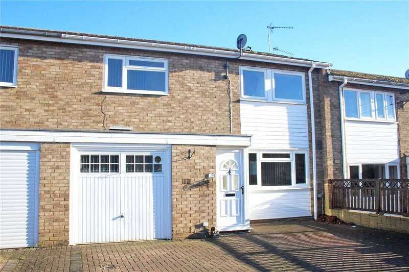 4 Bedrooms Terraced House for sale in Hazel Grove, Welwyn Garden City, Hertfordshire