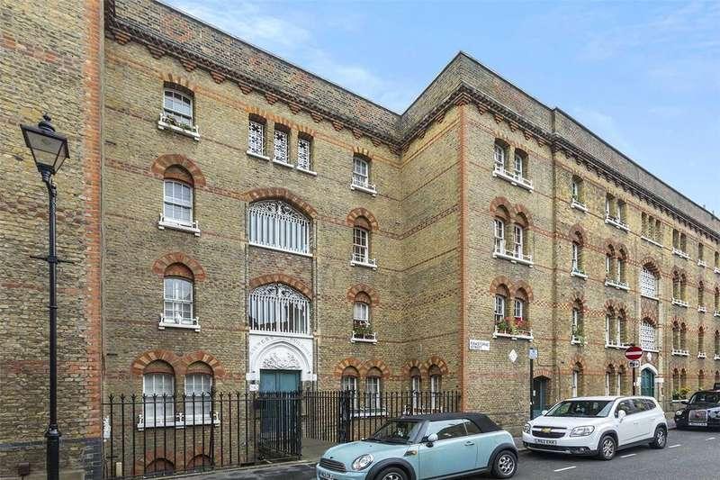 1 Bedroom Flat for sale in Brewers Buildings, Rawstorne Street, London, EC1V