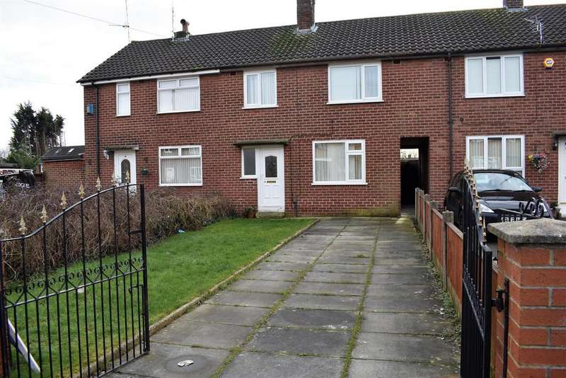 3 Bedrooms Town House for sale in Raleigh Avenue, Whiston, Prescot