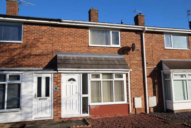 2 Bedrooms Terraced House for sale in Morton Walk, Newton Aycliffe