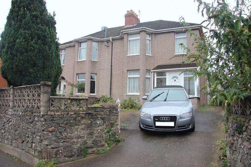 3 Bedrooms Semi Detached House for sale in Caldicot Road, Rogiet