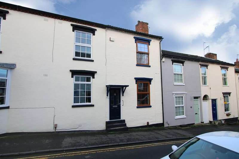 2 Bedrooms Terraced House for sale in Park Street, Stourbridge, DY8
