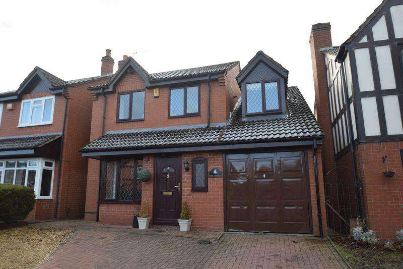 4 Bedrooms Detached House for sale in Sandy Croft, Newport