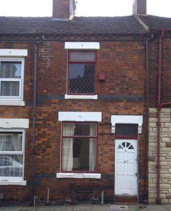 2 Bedrooms Terraced House for sale in DENBIGH STREET, TUNSTALL, STOKE-ON-TRENT