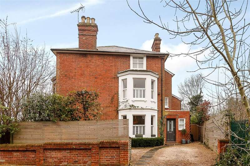 5 Bedrooms Semi Detached House for sale in The Crescent, Maidenhead, Berkshire, SL6