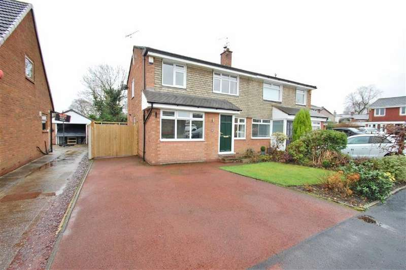 3 Bedrooms Semi Detached House for sale in Westminster Drive, Cheadle Hulme, Cheshire