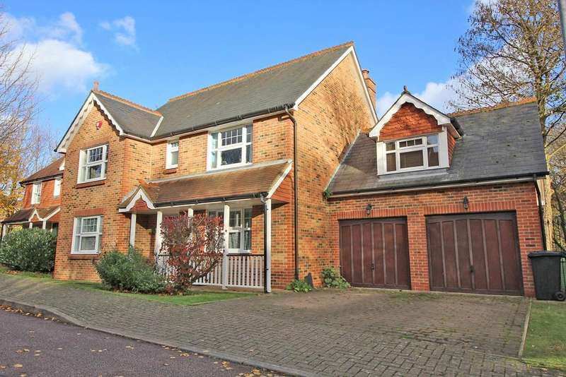 4 Bedrooms Detached House for sale in varndean Holt, 64 Oaklands Avenue, Brighton BN1