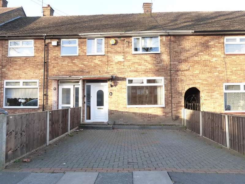 2 Bedrooms Terraced House for sale in Hailsham Road, Harold Hill, Romford, Essex RM3