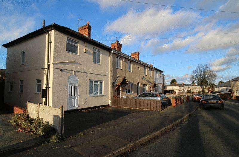 3 Bedrooms End Of Terrace House for sale in Norbury Road, Bilston