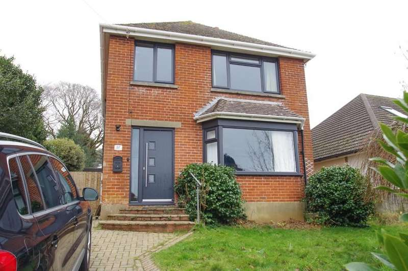 4 Bedrooms Detached House for sale in The Fairway, Sandown