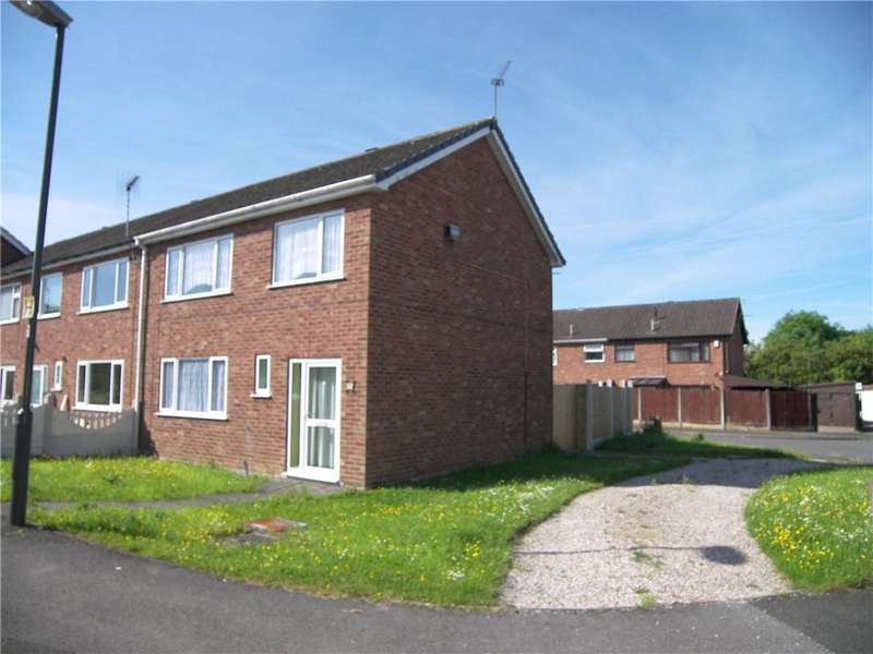 3 Bedrooms End Of Terrace House for sale in Birchwood Road, Alfreton, Derbyshire, DE55