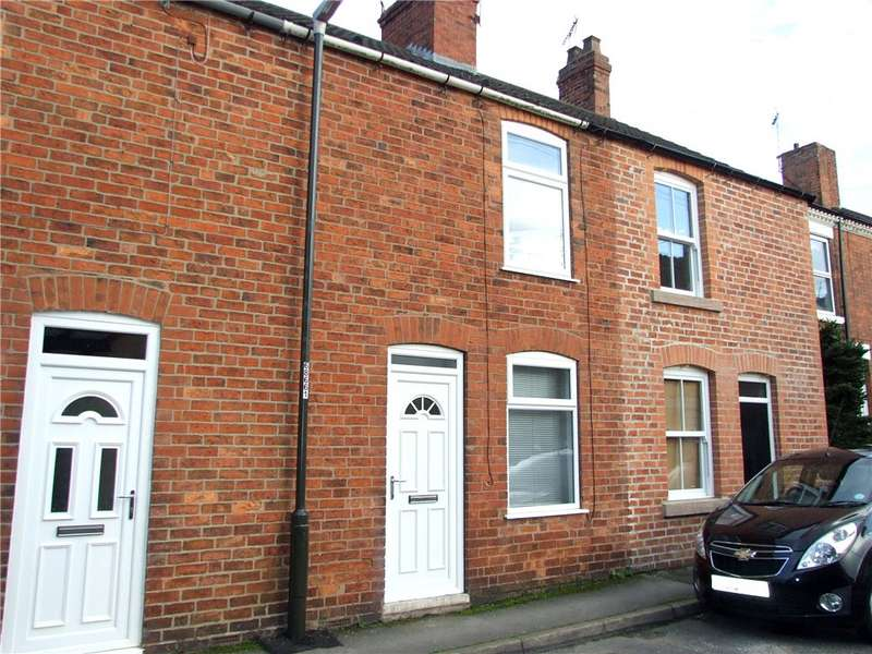 2 Bedrooms Terraced House for sale in Wall Street, Ripley, Derbyshire, DE5