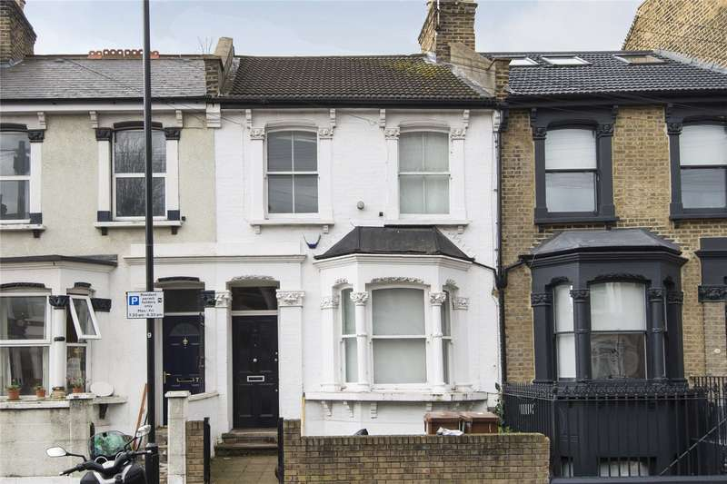 4 Bedrooms Terraced House for sale in Glyn Road, Clapton, London, E5