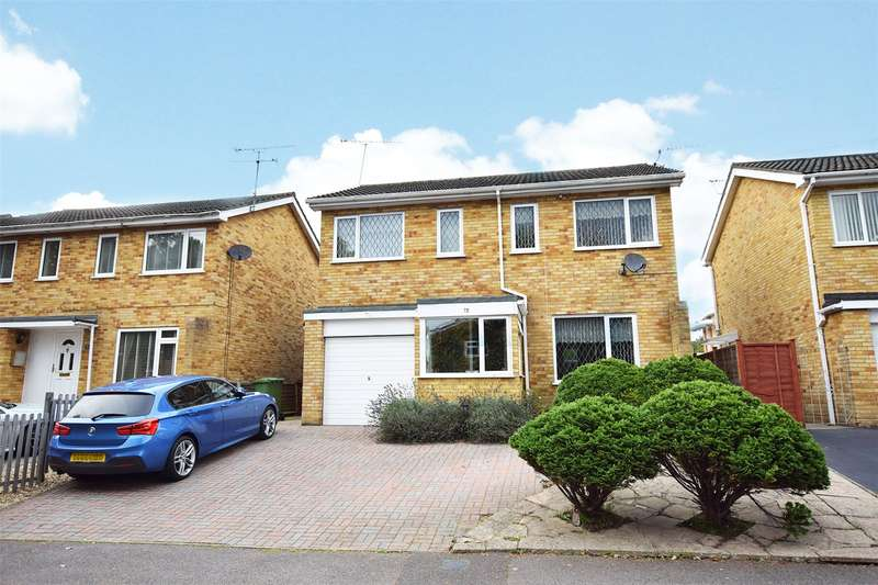 4 Bedrooms Detached House for sale in Glebewood, Bracknell, Berkshire, RG12