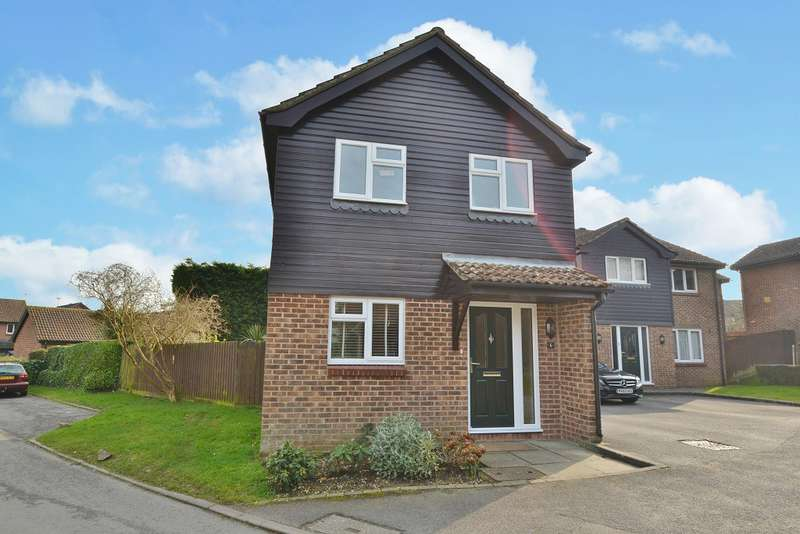 3 Bedrooms Detached House for sale in Fordingbridge