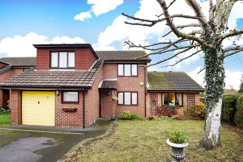 4 Bedrooms Detached House for sale in Mons Close, Wokingham, Berkshire, RG41