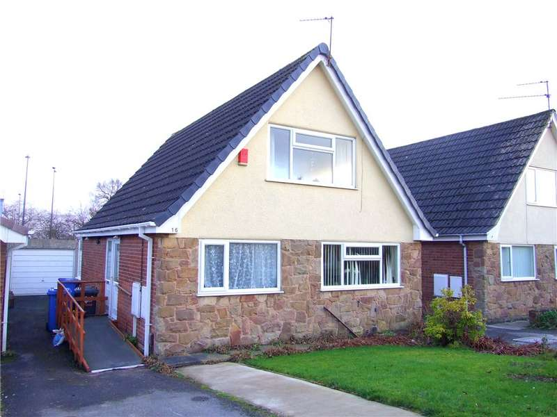 3 Bedrooms Detached House for sale in Fountains Close, Allestree, Derby, Derbyshire, DE22