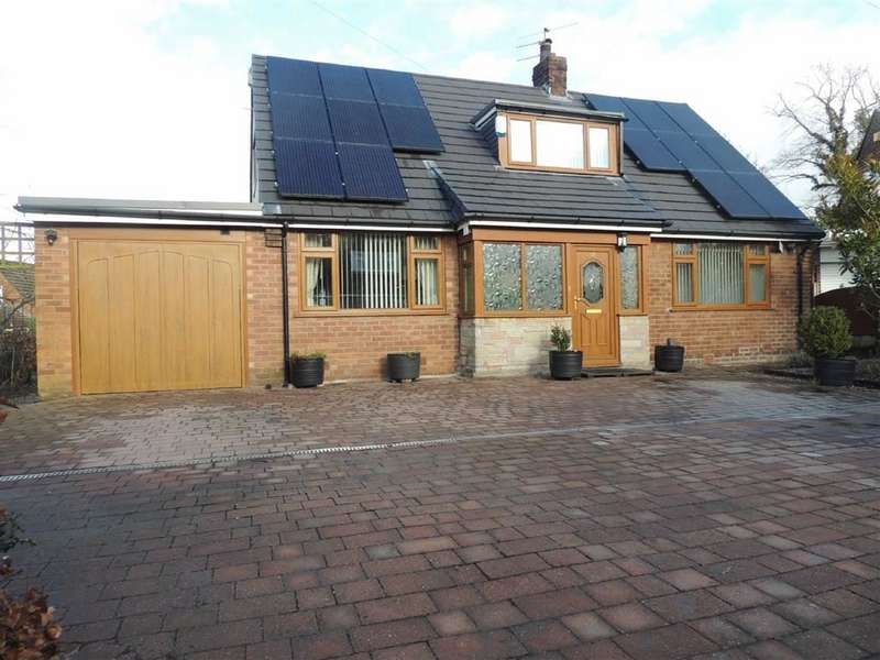 3 Bedrooms Detached House for sale in Cedar Road, Marple, Stockport