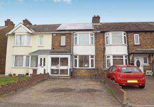 3 Bedrooms Terraced House for sale in Grovehurst Road, Kemsley, Sittingbourne, Kent