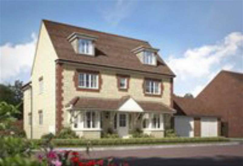 5 Bedrooms Detached House for sale in Meadow View, Watchfield, Oxfordshire